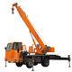 5 Ton grua para construction Lifting Crane Small Hydraulic Jib Boom Truck Cranes