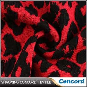 Haute qualité personnalisé mode tricot tube de tissu coton