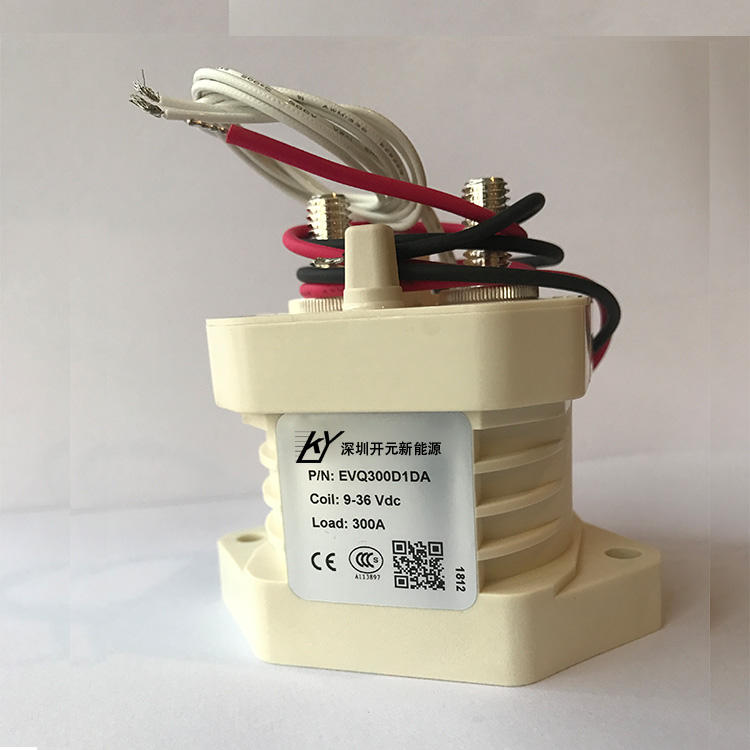 300 Amp Contacts Rated Current Single Pole Magnetic Contactor 220V