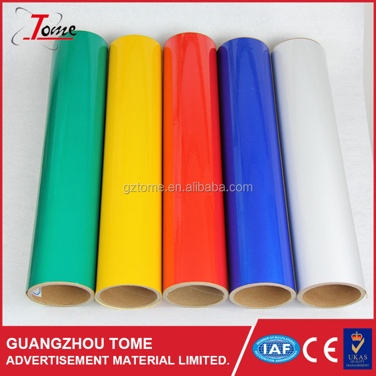Factory price self adhesive color cutting vinyl for cutting plotter