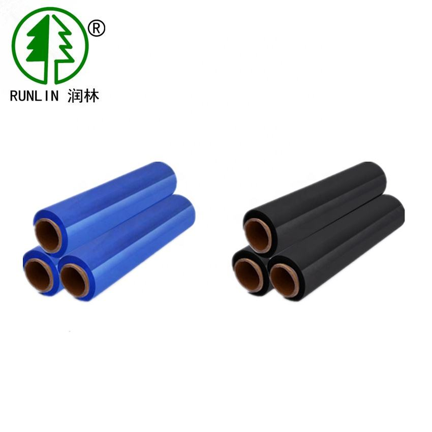 LLdpe Stretch Film Wrapping Film Roll Wrapping Plastic Roll