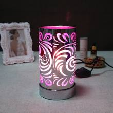 Manufacture aroma lampe fragrance lampe oil warmer metal catalytic fragrance lamp hot sell in France