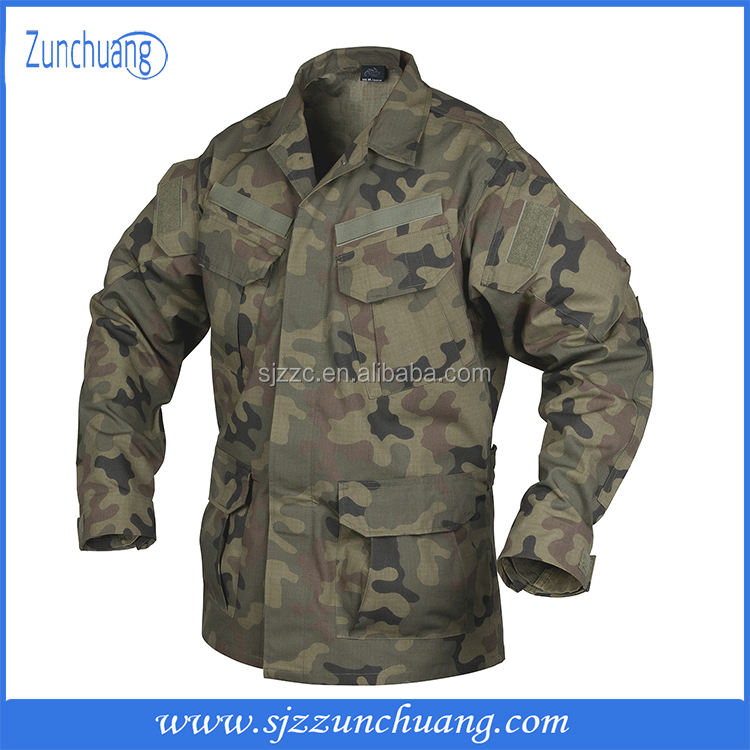 Camo Militaire Uniform
