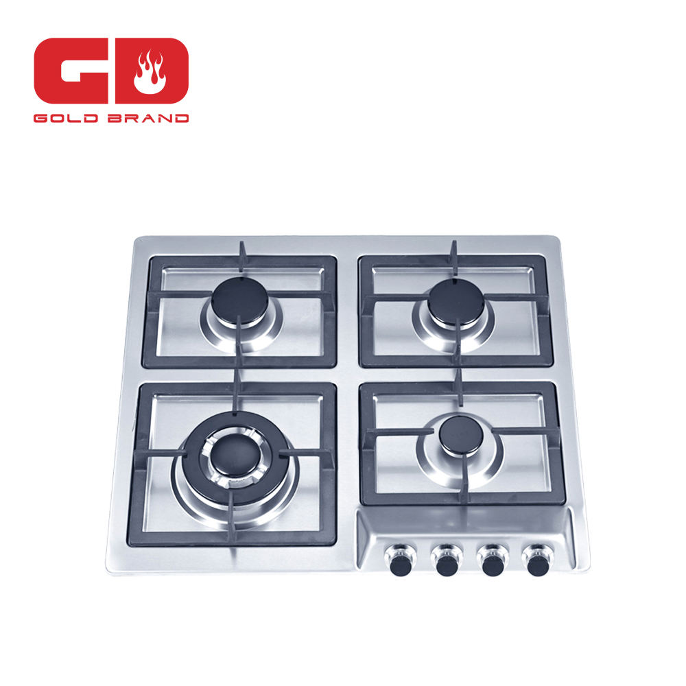 Top selling cast iron pan support indian gas stove/ classical gas cooker with power line