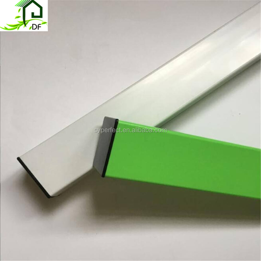 50*50mm Insulation Stock Rack Plastic Square PVC Pipe