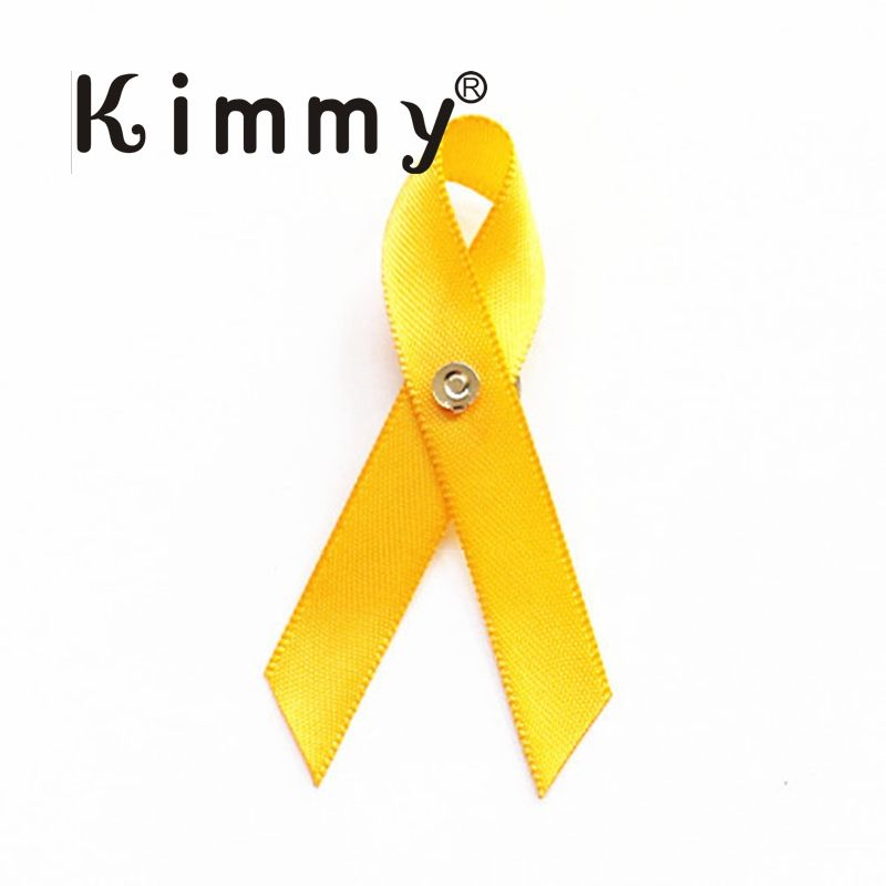 Children's Cancer and Leukaemia Group Gold Ribbon Pin Childhood Cancer Awareness Month!!