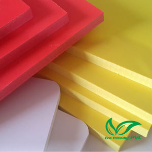 8mm Colorful Plastik PVC Foam Sheet