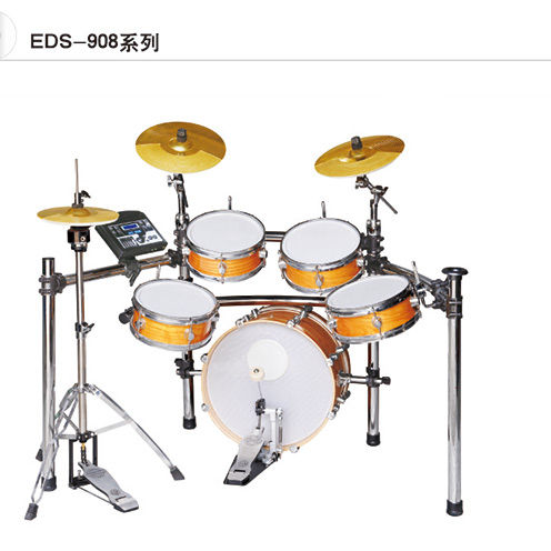 high grade EDS-908-8ST180 Electric Drum kit