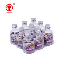 High quality stone chewy candy milk chocolate flavor rock stone candy soft chewy fruit candy