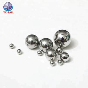 High quality hotsell 38 mm 304 stainless steel balls for bearing