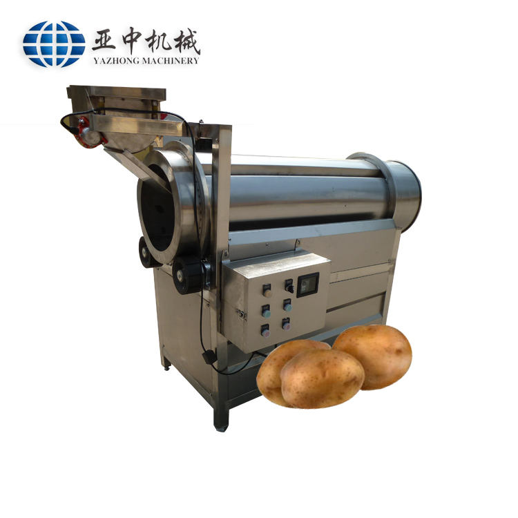 Potato Chips Seasoning Machine/Snack Food Seasoning Machine