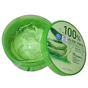 Moisturizers Facial Skin Care100% Pure Korea aloe Vera Soothing Gel