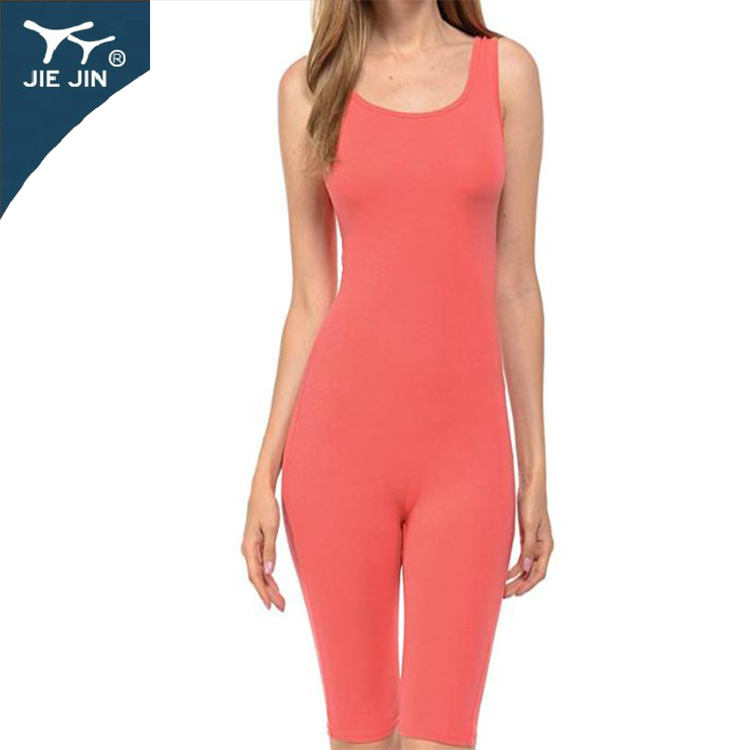 Hot selling newest private brand fitness training yoga sport gym women jumpsuits