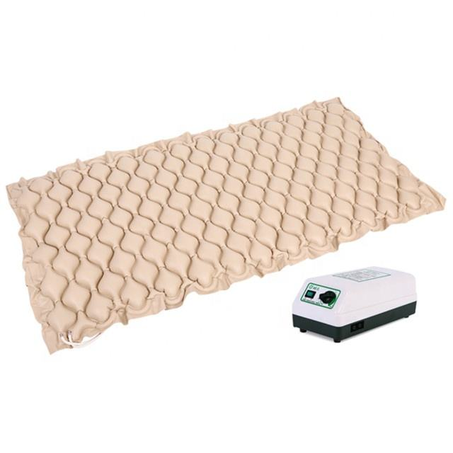 U.K Hot Sale Mute Bubble Anti-Bedsore Inflatable Air Mattress Medical with Air Pump for Elderly