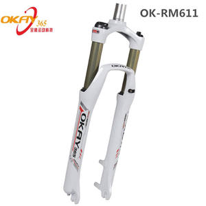 Hot sale 2014 version downhill mountain bike fork,air pressure suspension fork