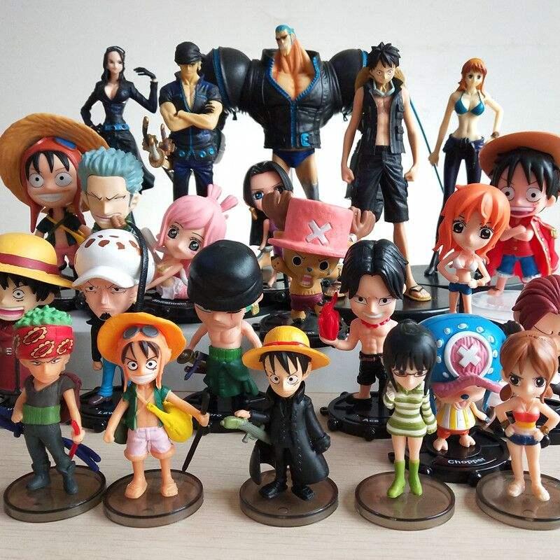 One Piece World Collectible Figure Ha HA001 Luffy