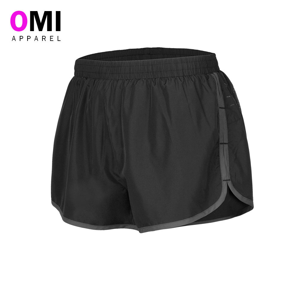 wholesale sublimation womens mens running athletic sport shorts