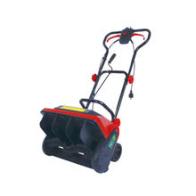 A05046-1300W 400mm cleaning width hand electric cheaper snow machine blower plow price