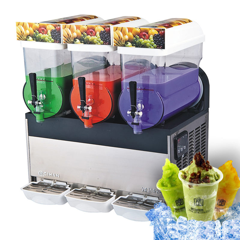 Commercial Slush Machine Industrial Slush Machine Frozen Drink Machine