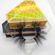 100% mink falsies 3D natural and volume eyelashes
