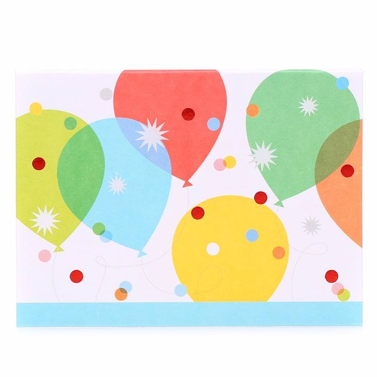 Customized sound birthday card music greeting card gift card