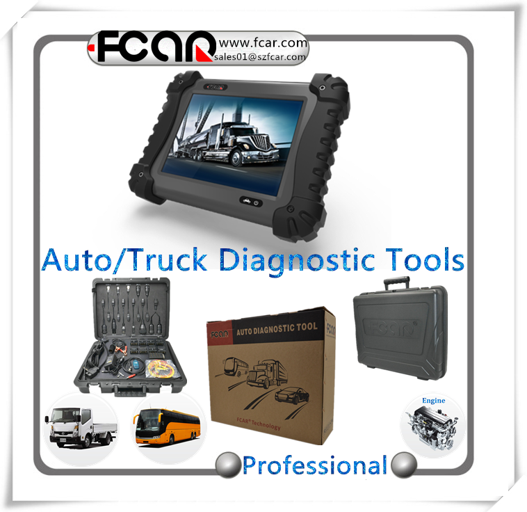 Automotive Diagnostic Scanner F5 G Scan diagnosis all cars and trucks