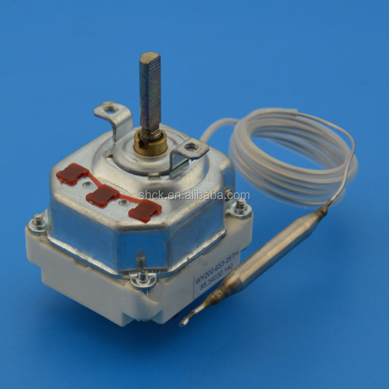 3 Phase Thermostat 3 Phase Capillary Thermostat