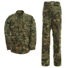 FB017 Multicam Camouflage Uniform US Army