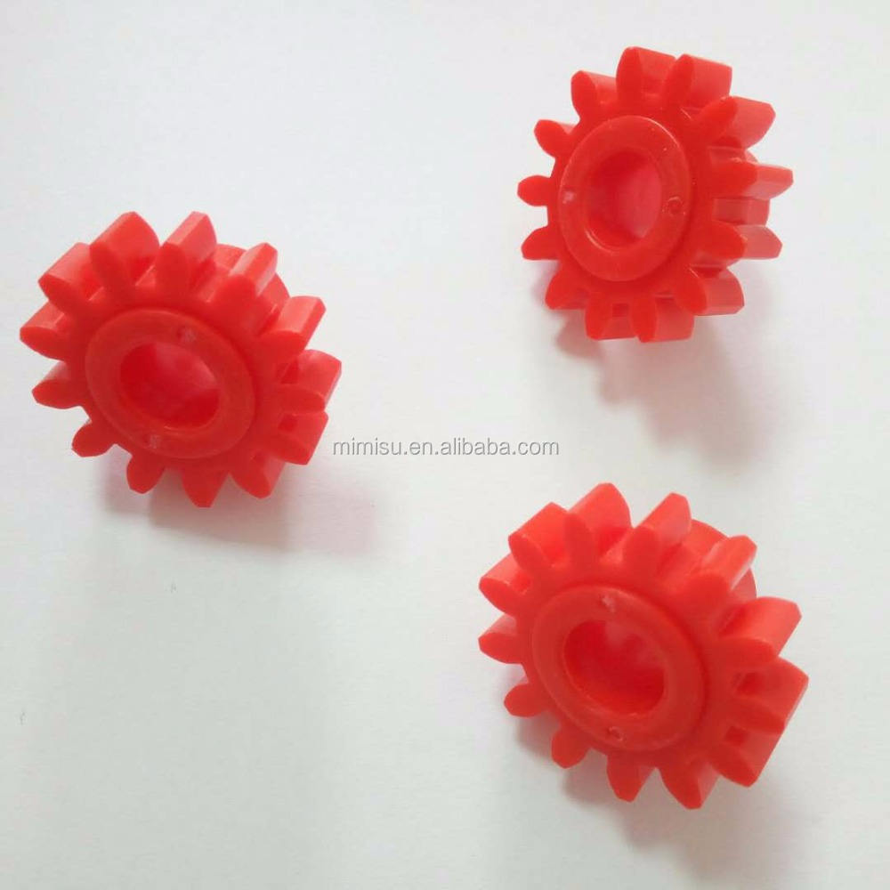 M0.1,M0.2,M0.3,M0.4,M0.5 Hot sale injection small plastic gear for motor