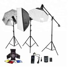 2020 Wholesale suppliers photo studio accessories photography led softbox lighting kit