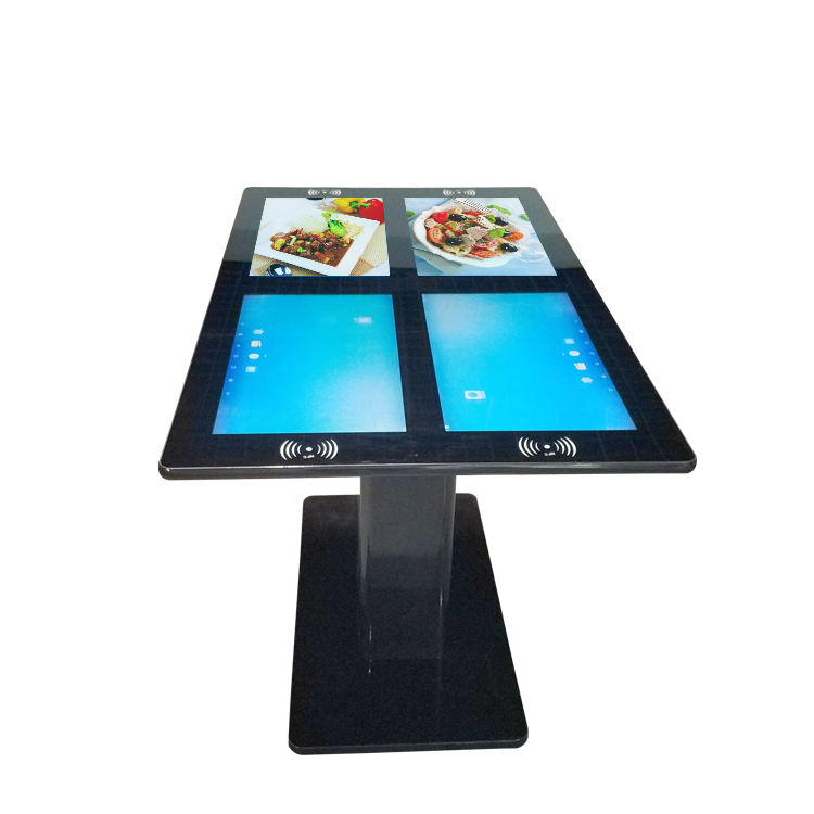 Waterproof Touchscreen Smart Table with NFC Payment