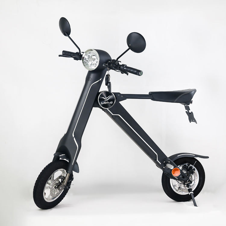 SGS TUV Approved E Bike Lehe K1 Folding Electric Bike Electric Scooter