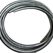 YATAI China Supplier High Pressure Steel Wire Braid Flexible hydraulic hoses sae 100 R1at