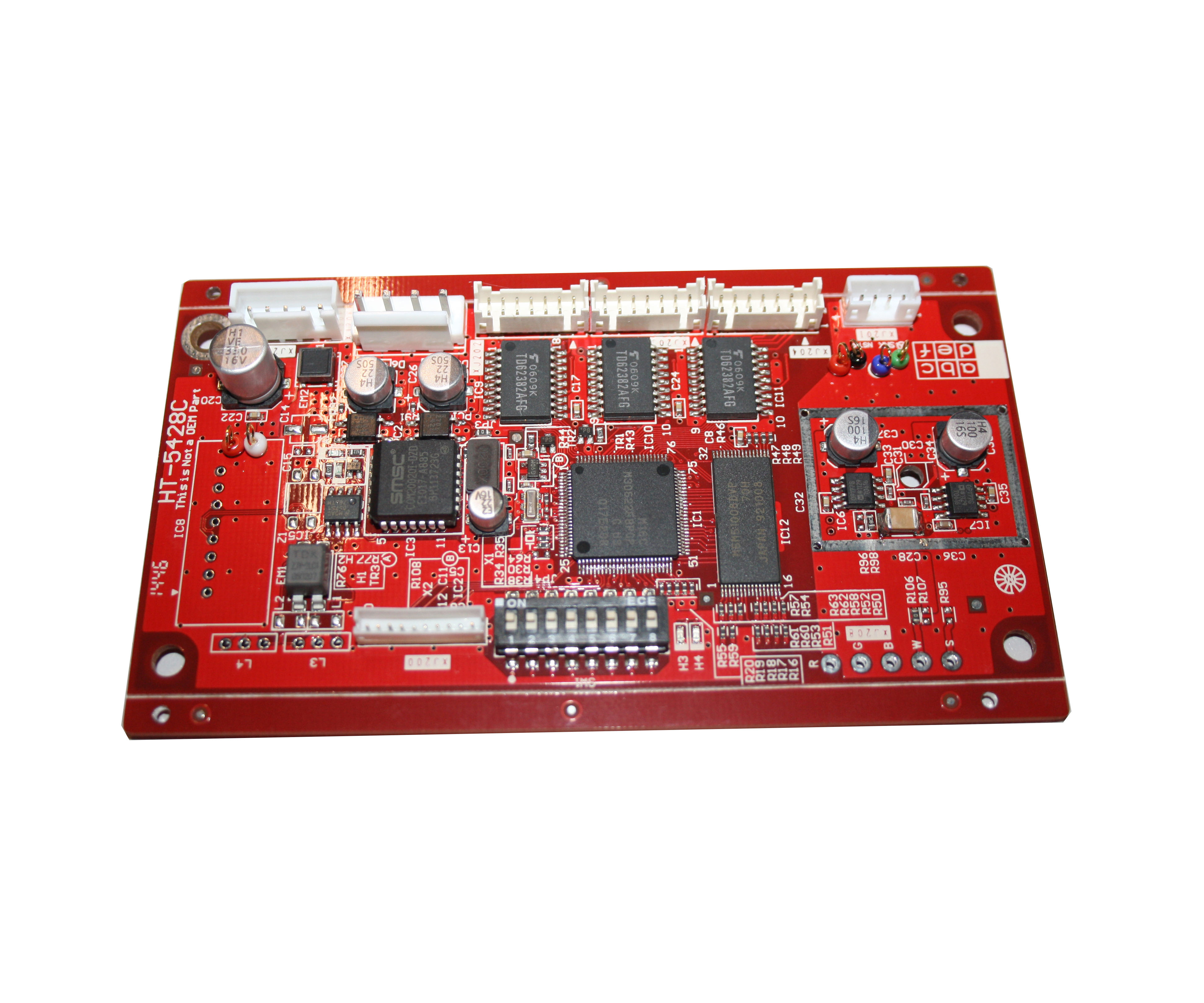 Superio Quality Wireless Sensor OEM/ ODM PCBA Prototyping PCB Assembled Board Supplier