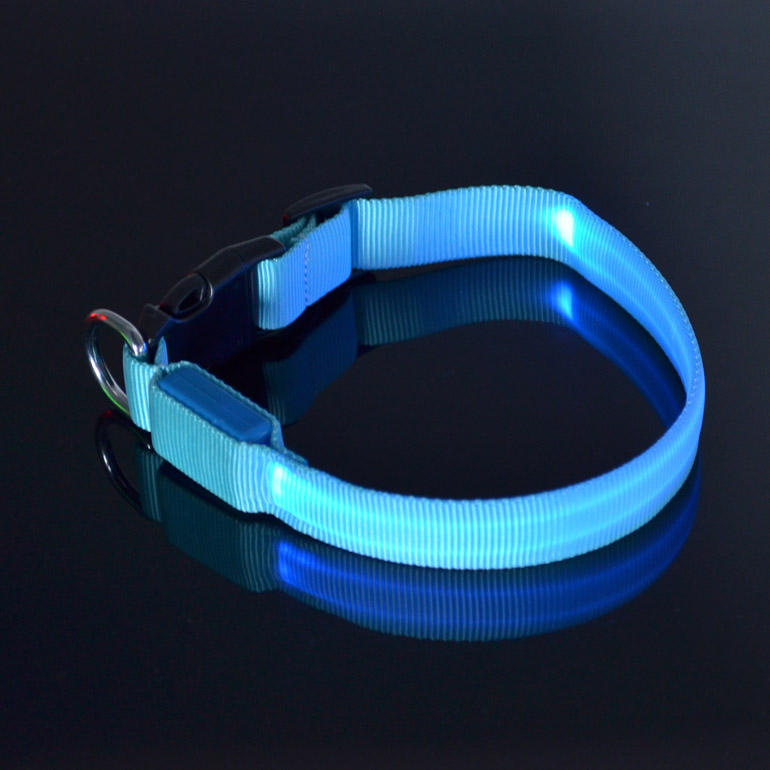 2019 Wholesale Custom Led Dog Collar Pets Accessories