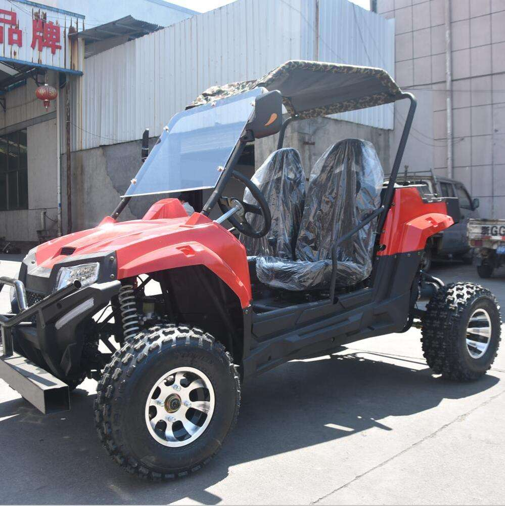 2018 New Diesel UTV 4x4 Mini Jeep UTV 150cc 200cc 250cc 300cc