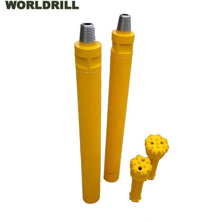 Hot Sale all series of DTH hammer DTH bit for water well, mining, rock, geothermal drilling