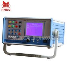 3 Phase Relay Protection Tester/For Low Voltage transformer substation/Protective Relay Test Kit Tester