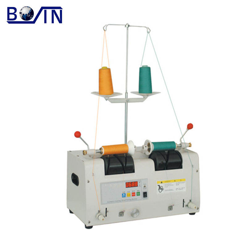yarn bobbin winder BJ-04DX/ Automatic Bobbin Machine