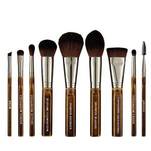 Good shape disposable foundation brush eyeshadow brush kit professional make up brush