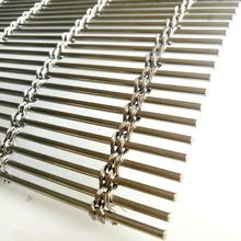 XY-M4240 Metal Mesh for Cladding & Stainless Steel Architectural Wire Mesh
