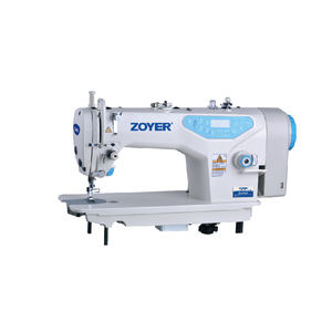 ZY-A5-D3 zoyer speaking direct drive auto trimmer high speed similar jack sewing machine