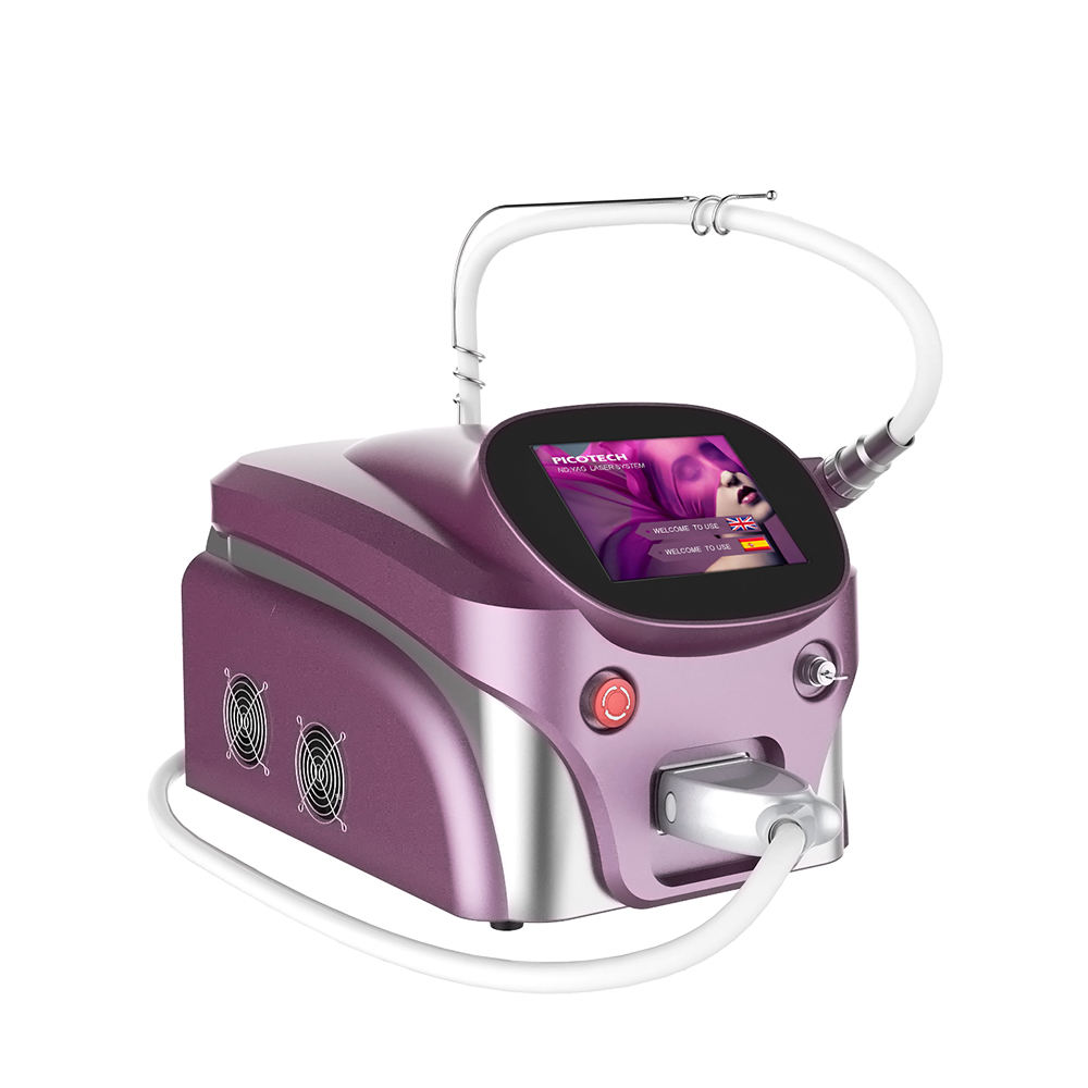 Beauty product pico second q-switch laser tattoo removal