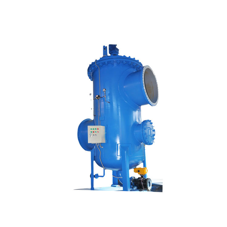Automatic Self Cleaning Chemical Industry Water Treatment Back Flushing Filter