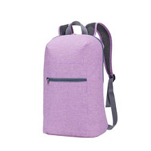 Woman Durable Canvas Backpacking Camo Backpack Bag Cat Waterproof School