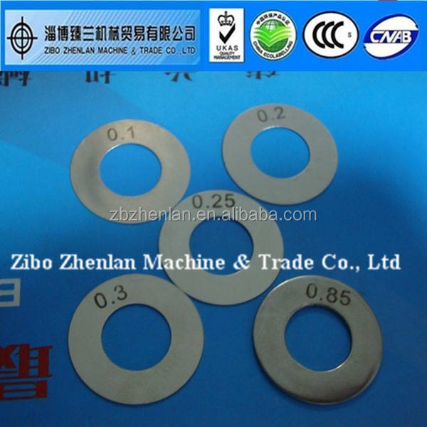Best Selling Product Shim Flat Washer/0.01mm-1.0mm Thin Washer/Shim