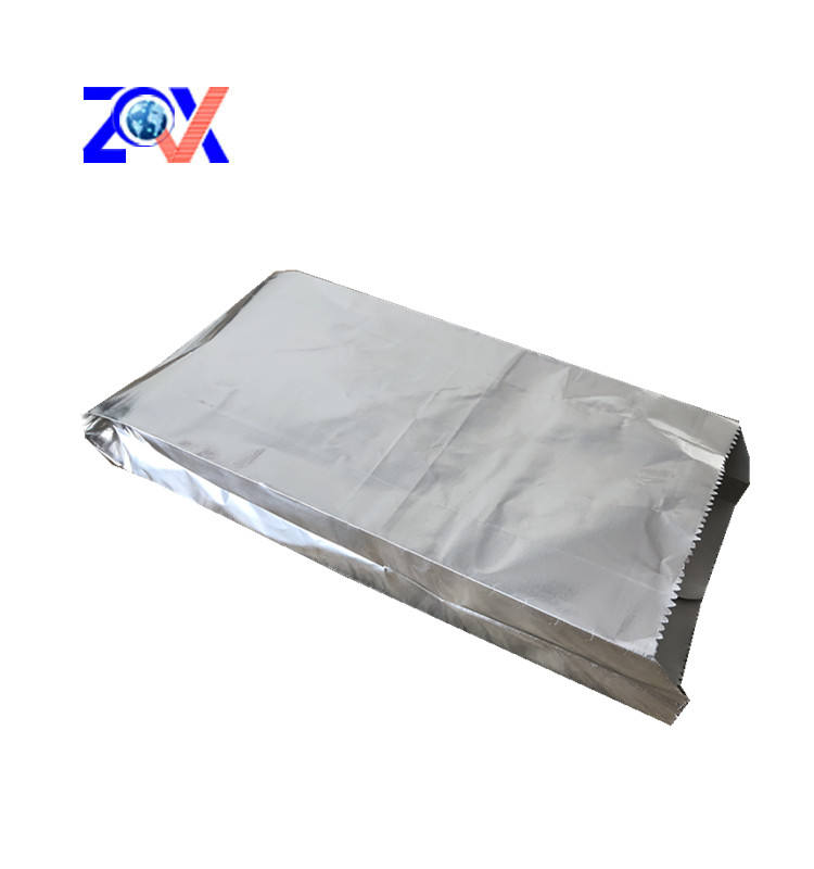 custom printed food grade ice cream aluminum foil lined paper bag High Quality Paper Sandwich Bag