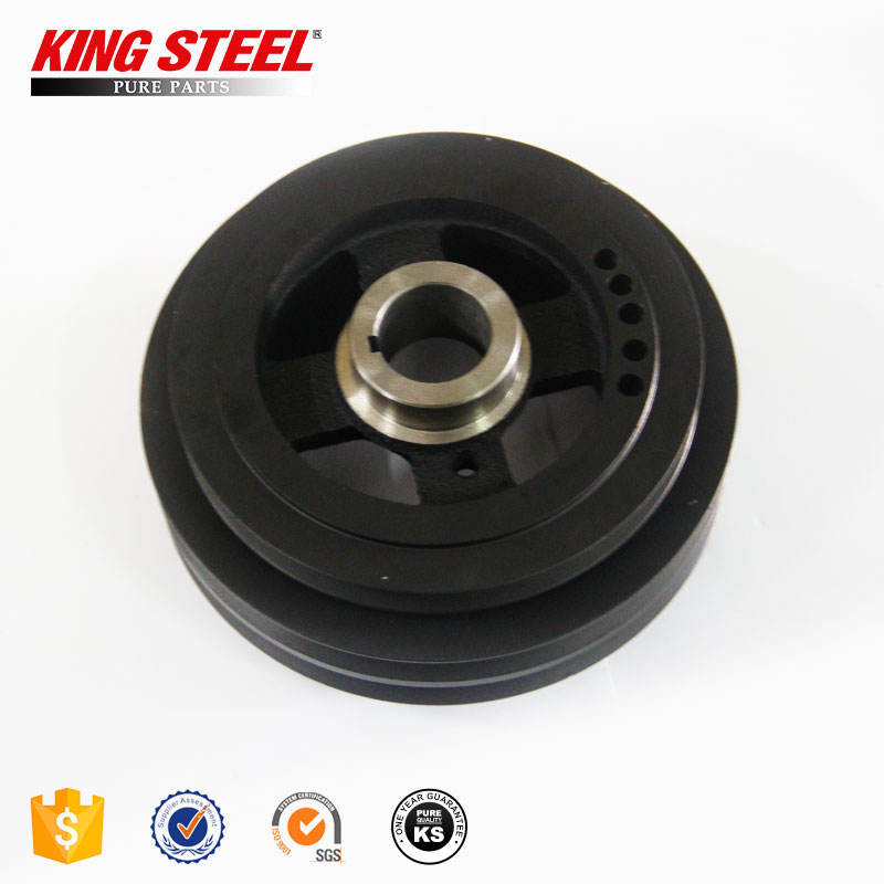 KINGSTEEL Auto Crankshaft Pulley for Toyota Liteace, Townace 13408-64110