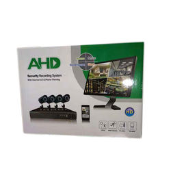 trade assurance 4ch 720p H.264 night vision cctv dvr kit  for home security cctv system