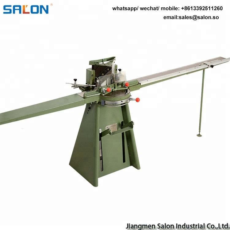 Manual Mitre Saw Frame Moulding Mesin Pemotong